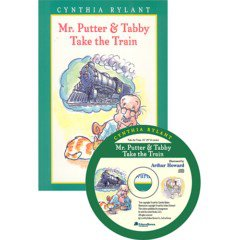 """<font title=""""Mr. Putter & Tabby : Take The Train (Paperback+ CD)"""">Mr. Putter & Tabby : Take The Train (Pap...</font>"""
