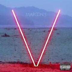 Maroon 5 - V (12 Tracks)(Gatefold Cover)(Red Colored LP)