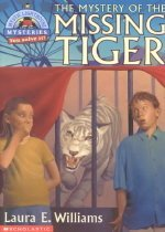 The Mystery of the Missing Tiger (Paperback)