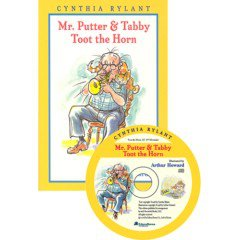 """<font title=""""Mr. Putter & Tabby : Toot The Horn (Paperback+ CD)"""">Mr. Putter & Tabby : Toot The Horn (Pape...</font>"""