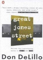 Great Jones Street (Paperback)