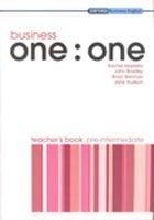 "<font title=""Business One:One Pre-Intermediate Teacher"