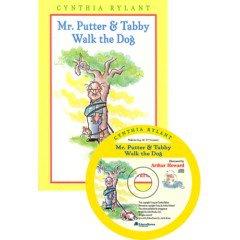 "<font title=""Mr. Putter & Tabby : Walk The Dog (Paperback+ CD)"">Mr. Putter & Tabby : Walk The Dog (Paper...</font>"