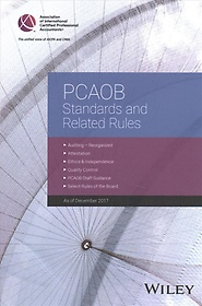 "<font title=""Pcaob Standards and Related Rules 2017 (Paperback)"">Pcaob Standards and Related Rules 2017 (...</font>"