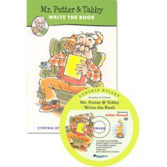 """<font title=""""Mr. Putter & Tabby : Write The Book (Paperback+ CD)"""">Mr. Putter & Tabby : Write The Book (Pap...</font>"""