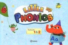 Little Phonics Flash Cards 1&2
