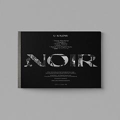 유노윤호 - NOIR [2nd Mini Album][Crank Up Ver.]