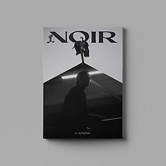 유노윤호 - NOIR [2nd Mini Album][Crank In Ver.]