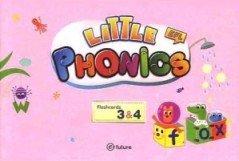 Little Phonics Flash Cards 3&4