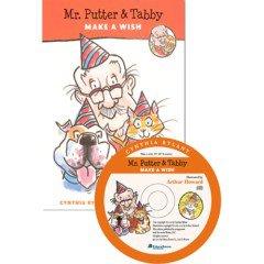 "<font title=""Mr. Putter & Tabby : Make A Wish (Paperback+ CD)"">Mr. Putter & Tabby : Make A Wish (Paperb...</font>"
