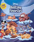Disney Bedtime Favorites with Sticker (Hardcover)