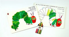 """<font title=""""Very Hungry Caterpillar (Paperback+Colouring Book 6+Crayons)"""">Very Hungry Caterpillar (Paperback+Colou...</font>"""