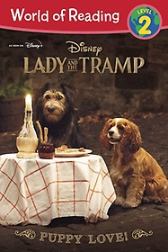 """<font title=""""Lady and the tramp: puppy love! (paperback)"""">Lady and the tramp: puppy love! (paperba...</font>"""