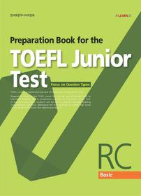 "<font title=""Preparation Book for the TOEFL Junior Test - Basic RC"">Preparation Book for the TOEFL Junior Te...</font>"