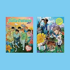 엔시티 드림(NCT DREAM) -'Hello Future'(Photo Book Ver.) [정규 1집 리패키지][커버 2종 중 1종 ..