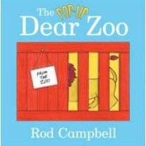 The Pop Up Dear Zoo (Hardcover+CD)