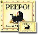[노부영]Peepo! (Paperback+ CD)