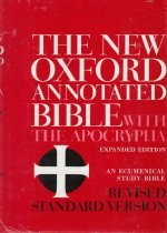 New Oxford Annotated Bible-RSV (Hardcover)