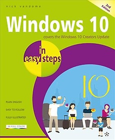 "<font title=""Windows 10 in Easy Steps (Paperback / 3rd Ed.)"">Windows 10 in Easy Steps (Paperback / 3r...</font>"