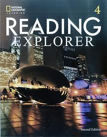"""<font title=""""Reading Explorer 4 (Paperback+Online Workbook Sticker Code/ 2nd Ed.)"""">Reading Explorer 4 (Paperback+Online Wor...</font>"""