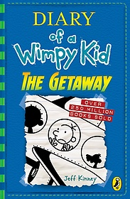 "<font title=""Diary of a Wimpy Kid #12: The Getaway (Paperback/ 영국판)"">Diary of a Wimpy Kid #12: The Getaway (P...</font>"