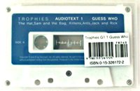 Harcourt Trophies Grade1-1 Guess Who - Audiotext (Tape/ 교재별매)