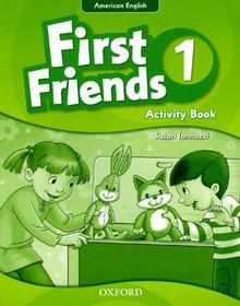 "<font title=""First Friends 1: Activity Book (Paperback)"">First Friends 1: Activity Book (Paperbac...</font>"