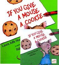 [��ο�]If You Give a Mouse a Cookie (Hardcover+ CD)
