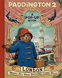 Paddington Pop-up London (Hardcover)