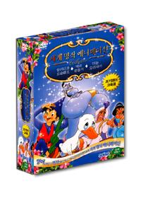 세계명작 애니메이션 프린스 3종세트 - DVD