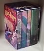 Harry Potter Hardcover Boxed Set ... Book 1-4   .....  ★ 겉박스 사용감 약간 외 책은 미사용입니다 / 음원파일도 드립니다 ★