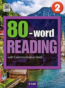 80-word READING 2 SB (WB + MP3 CD)