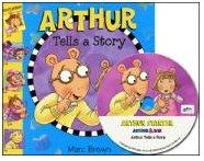 Arthur Tells a Story (Book+ Audio CD)