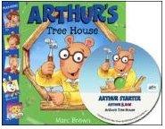 Arthur Tree House (Book+ Audio CD)