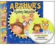 "<font title=""Arthur Mystery Babysitter (Book+ Audio CD)"">Arthur Mystery Babysitter (Book+ Audio C...</font>"