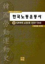 한국노동운동사 2