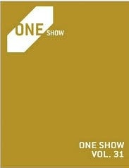 The One Show 31 Advertising (Hardcover)