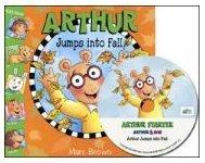 Arthur Jumps into Fall (Book+ Audio CD)