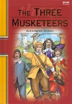 Three Musketeers (Hardcover)