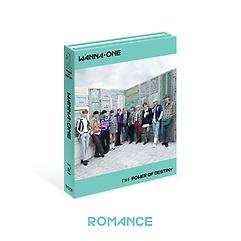 워너원(Wanna One) 1집 - 1¹¹=1 (POWER OF DESTINY) [Romance ver.]