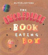[베오영]The Incredible Book Eating Boy (Paperback+CD)