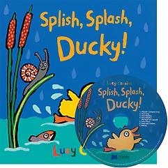 "<font title=""[노부영] Splish, Splash, Ducky! (Hardcover+CD)"">[노부영] Splish, Splash, Ducky! (Hardcov...</font>"