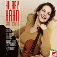 Hilary Hahn - Best Album  Spectacular