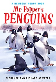 Mr. Popper's Penguins (Paperback/ Reissue Edition)