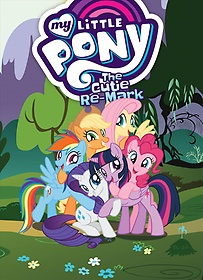 "<font title=""My Little Pony - the Cutie Re-mark (Paperback)"">My Little Pony - the Cutie Re-mark (Pape...</font>"