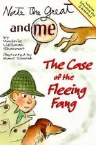 """<font title=""""Nate the Great and Me: The Case of the Fleeing Fang (Prebound) """">Nate the Great and Me: The Case of the F...</font>"""