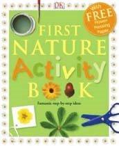 DK First Nature Activity Book