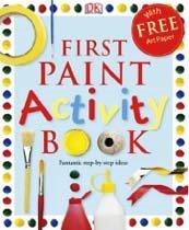 DK First Paint Activity Book