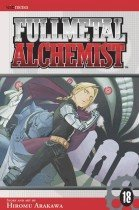 "<font title=""Fullmetal Alchemist 18 (Prebind / Reprint Edition)"">Fullmetal Alchemist 18 (Prebind / Reprin...</font>"