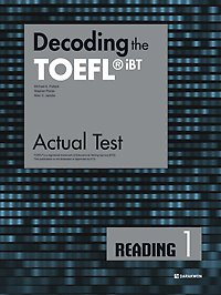 "<font title=""Decoding the TOEFL iBT Actual Test READING 1"">Decoding the TOEFL iBT Actual Test REA...</font>"
